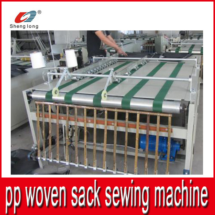 Auto Sewing Machine for Plastic PP Woven Sack Bag
