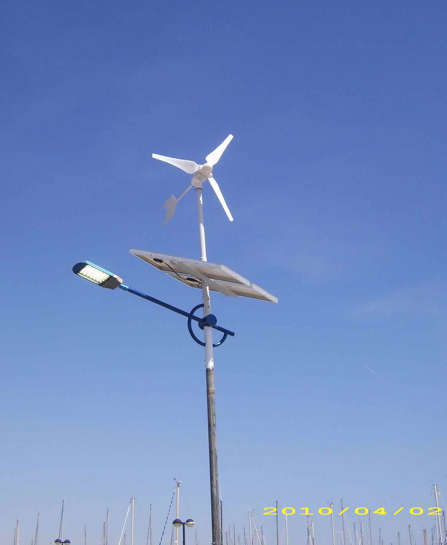 Wind Turbine System : Japan solar wind power proposed as way to refill