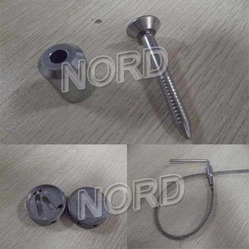 Heavy Duty Bolt Seal for Container