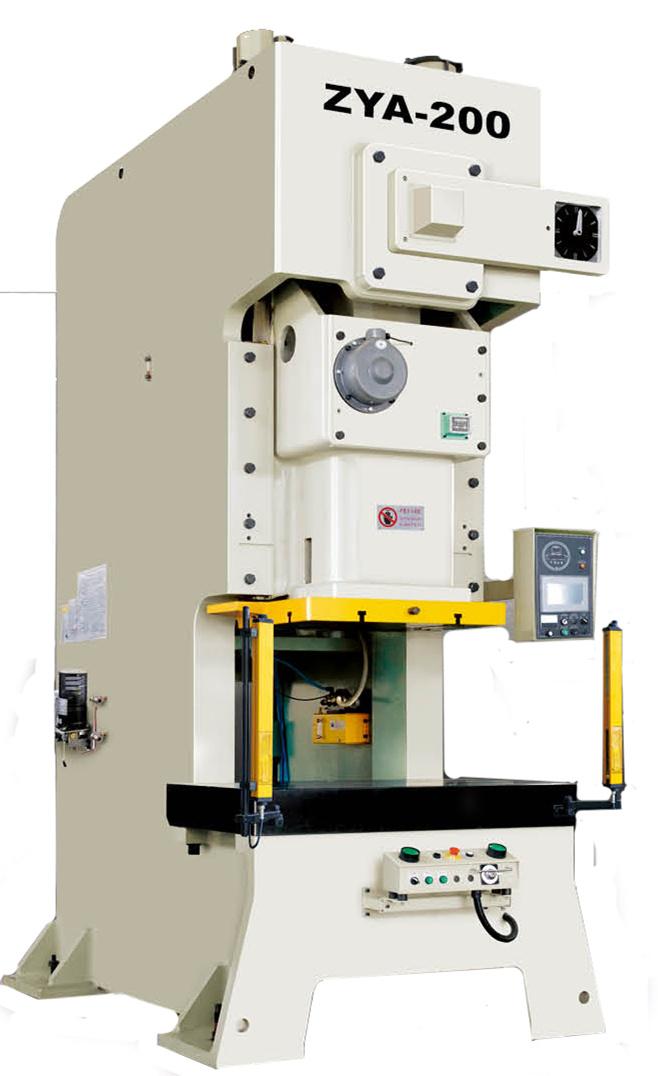 C-Type High-Precision Pneumatic Power Press Machine Zay-250ton