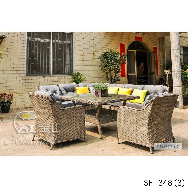Rattan Sofa, Outdoor Furniture