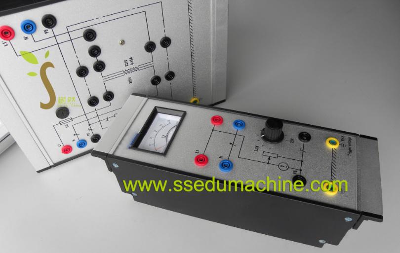 Educational Equipment Industrial Network Communication Trainer Industrial Training Equipment