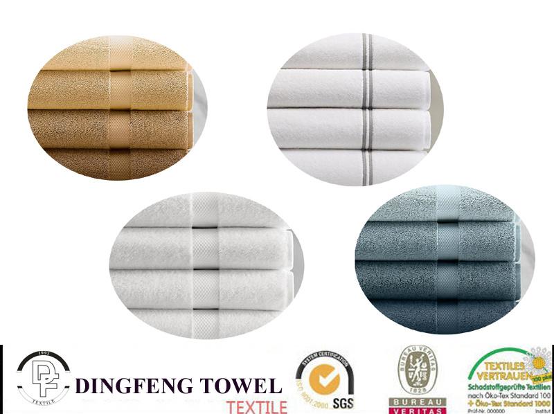 100% Cotton Luxury Terry Bath Towels