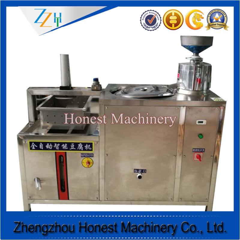 Full Automatic Soy Milk Making Machine Tofu Making Machine