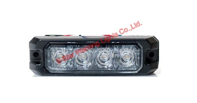 3W LED Emergency Vehicle Warning Light