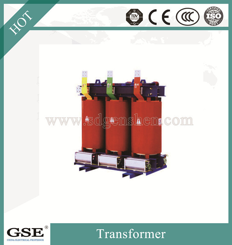 Scb10 Scb11 Scbh15 Three-Phase Epoxy Casting Resin Upgrading Dry-Type Power/Distribution Transformer