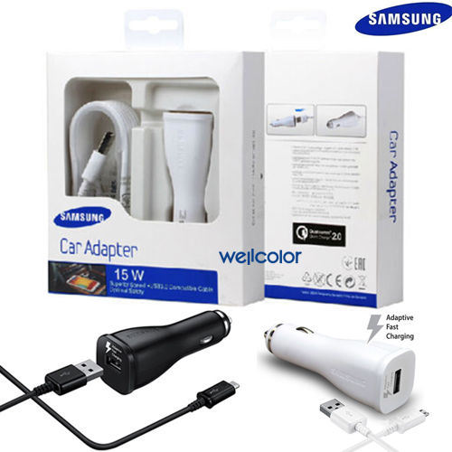 Original Phone Fast Charging USB Charger for Samsung S8