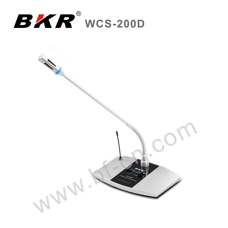 Wcs-20m/Wcs-200 UHF Digital Wireless Microphone System