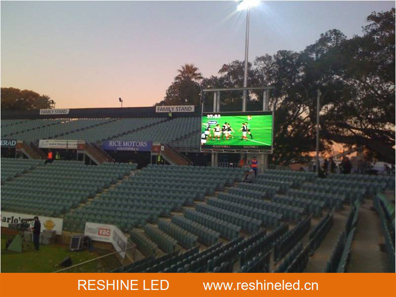 Indoor Outdoor Fixed Install Advertising Rental LED Panel/Video Display Screen/Sign/Wall/Billboard