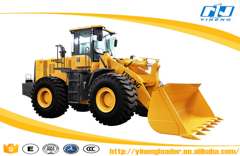 Yn966g Wheel Loader Cat Engine 3.5cbm