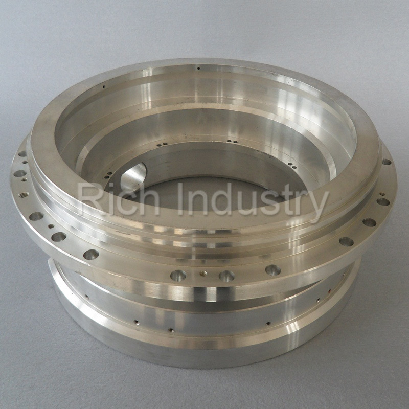 Aluminum Forging CNC Machining Part High Quality Brass Forging Hot Forging/Aluminium Forging