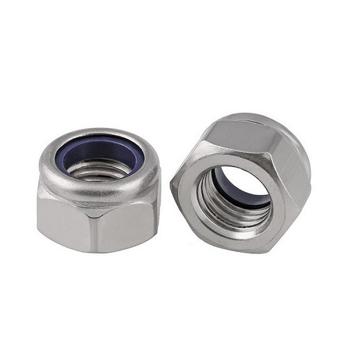 Steel-Made Locknut with High Precision
