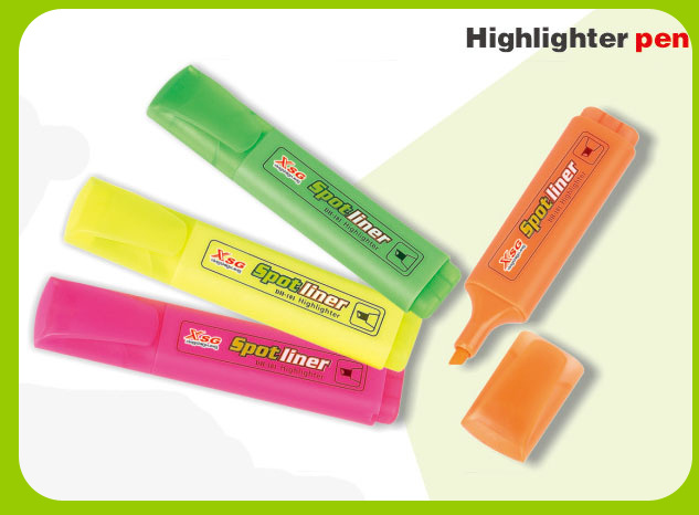 Highlighter Pen (101) , Fluorescent Pen