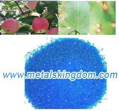 Agriculture Grade Copper (Cupric) Sulphate Pentahydrate 98%