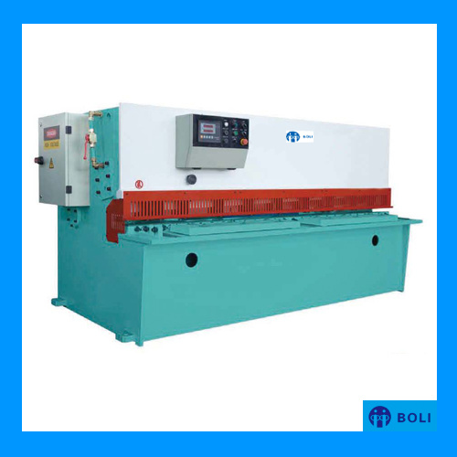 HS7k Series CNC Hydraulic Swing Beam Shear (shearing machine)