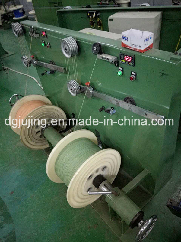 High-Speed Cantilever Single Cable Wire Twisting Stranding Bunching Machine