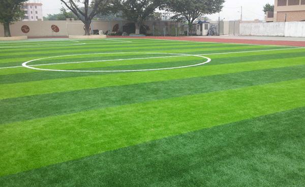 30-50mm Good Quality Football Artificial Grass