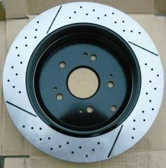 Truck Brake Discs with Ts16949 Certificate and SGS Certificate and E1certificate
