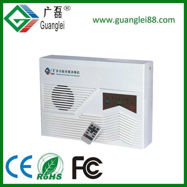 Ce RoHS Air and Water Ozonator Ionic Purifier (2186)
