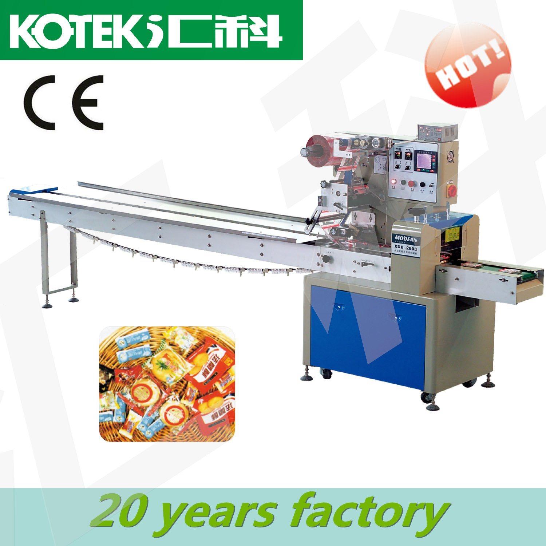 Automatic Flow Pita Bread Wrapper Machine