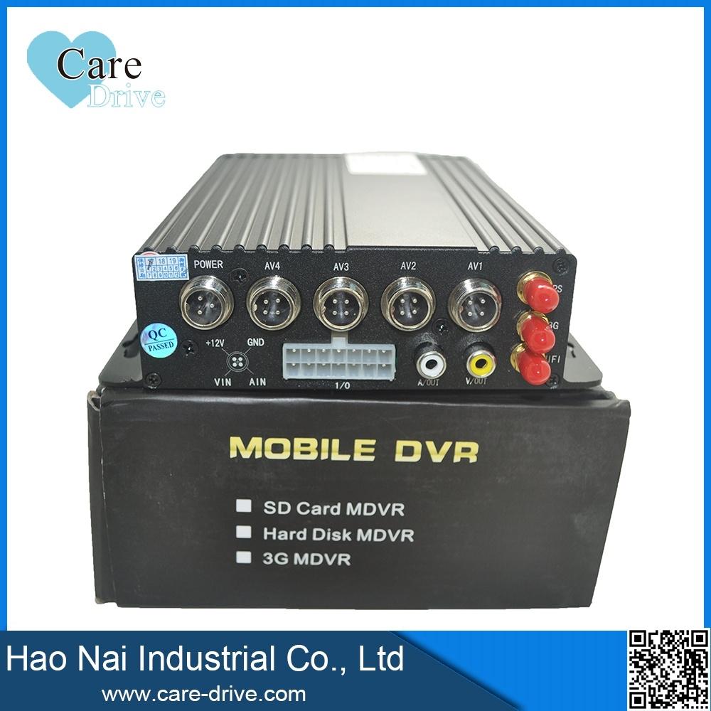 3G FHD Car DVR with GPS Tracker for Fleet Management