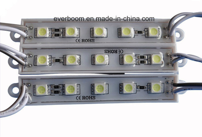 Factory Sale SMD5050 LED Module 5 LED