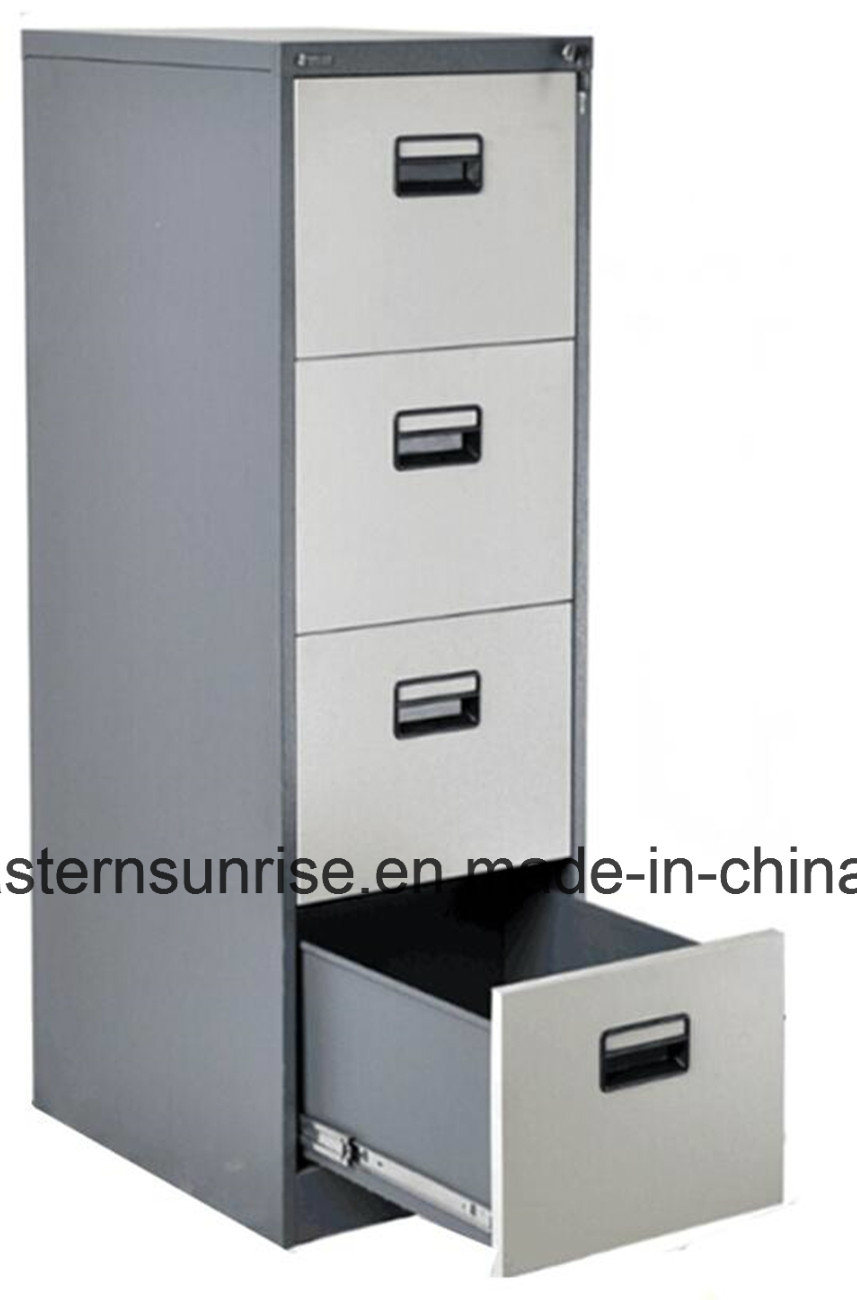 UL Certified Fire Resistant Vertical Filing Cabinet