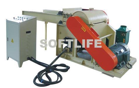 Foam Crusher PU Foam Recycling Machine