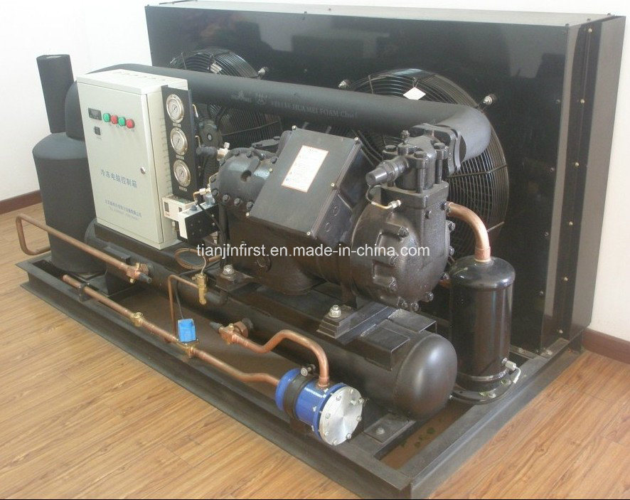 Parallel Medium Temperature Compressor Unit