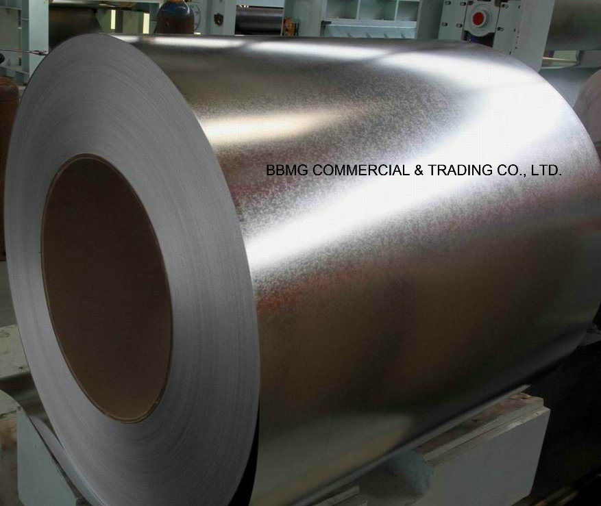 Sheet Metal Roofing Sheet Hot Dipped Aluminized/Galvalume/Galvanized Steel Coil (0.14mm-0.8mm) Hot/Cold Rolled Steel Coil