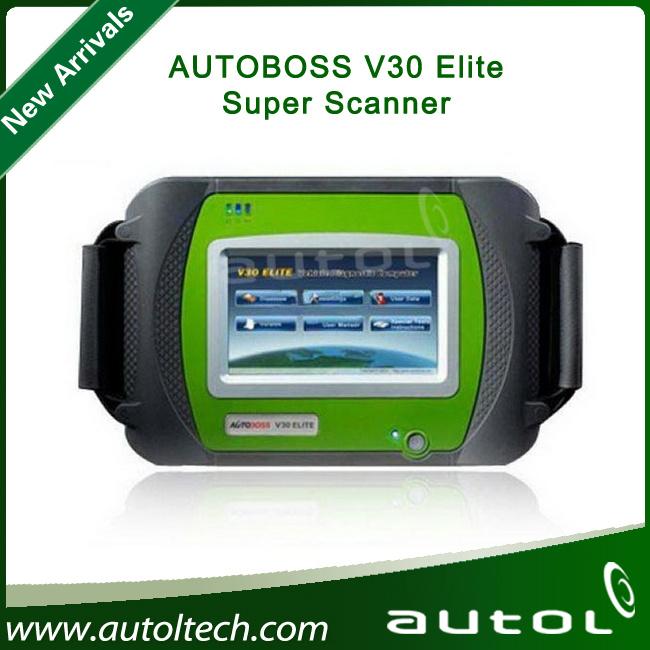 Original Autoboss V30 Elite Super Scanner