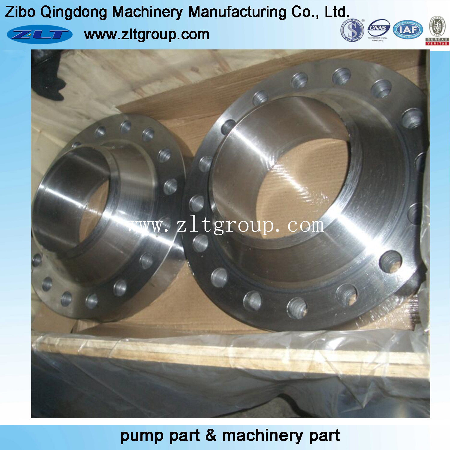 Investment Casting / Sand Casting Stainless Steel Castings