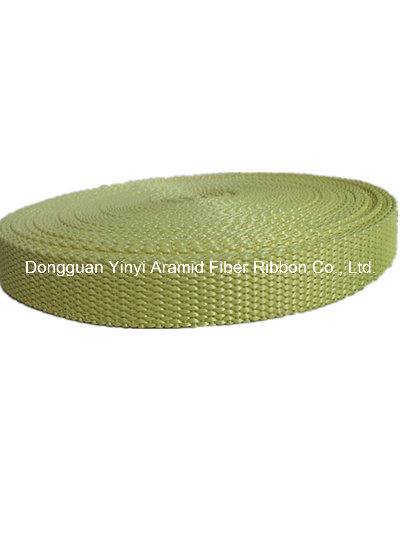 Fire Retardant Aramid Fiber Safety Belt Webbing