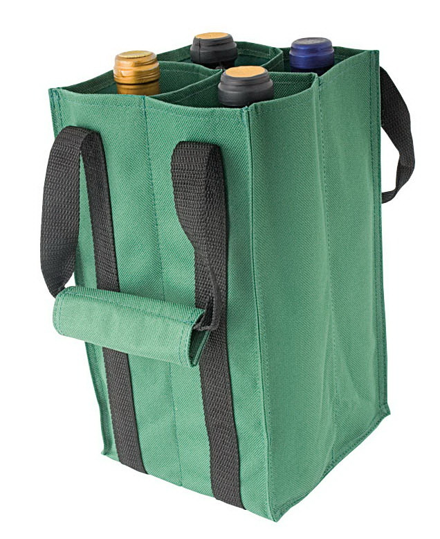 Non Woven Bottle Wine Cooler Bag (JF-CB-53)