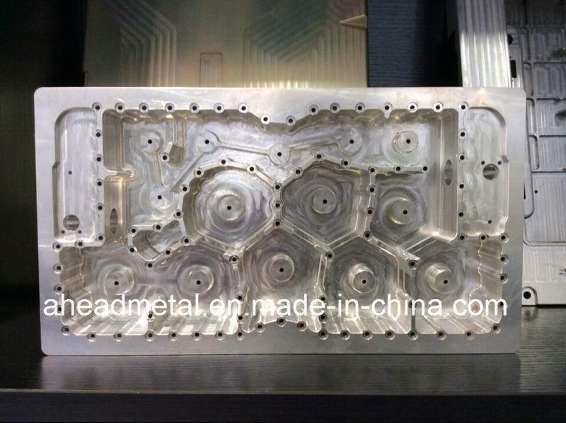 Precision Big Parts by CNC Part