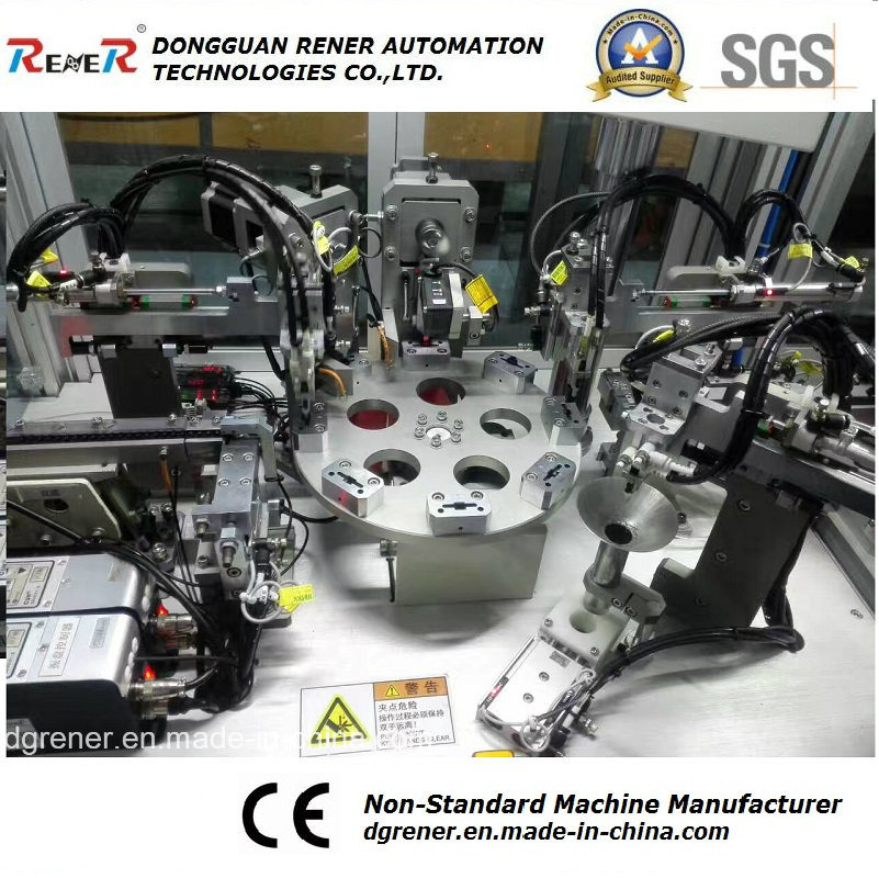Professional Customized Non-Standard Automatic Assembly Production Line for Sanitary