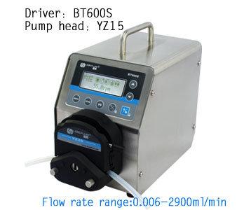 Bt600s Basic Speed Variable Peristaltic Dosing Pump 0.006-2900ml/Min