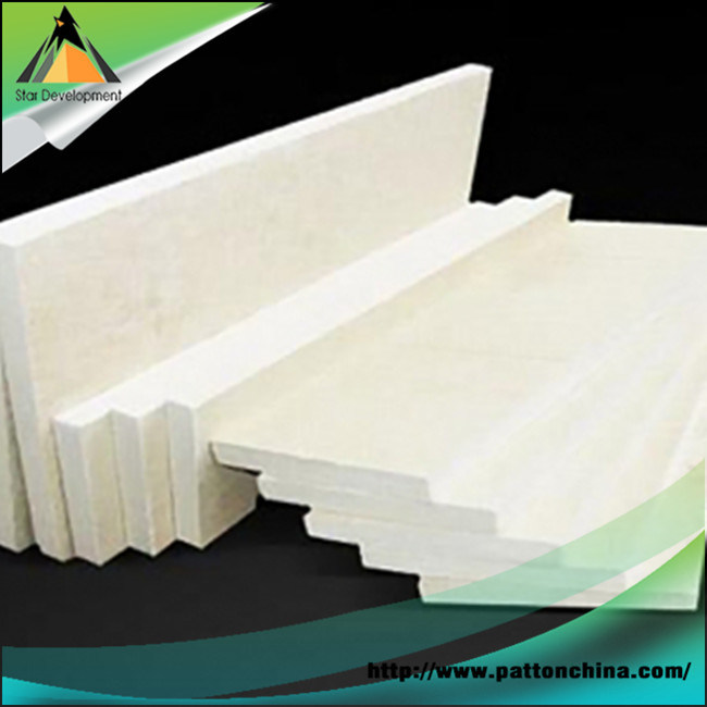 Ceramic Fiber Board for High Heat Equipemnt