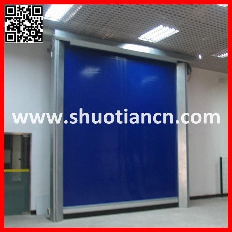 Auto Industrial Warehouse High Speed Roller Door (ST-001)