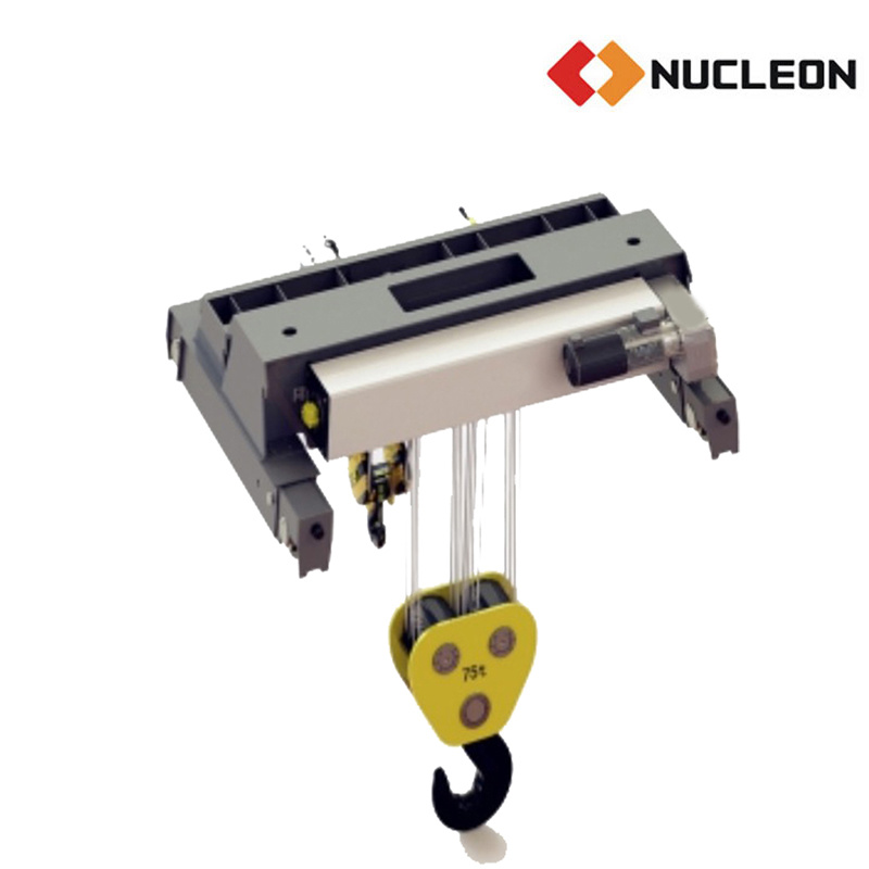 ND Type European Standard Electric Hoist with Competitive Price