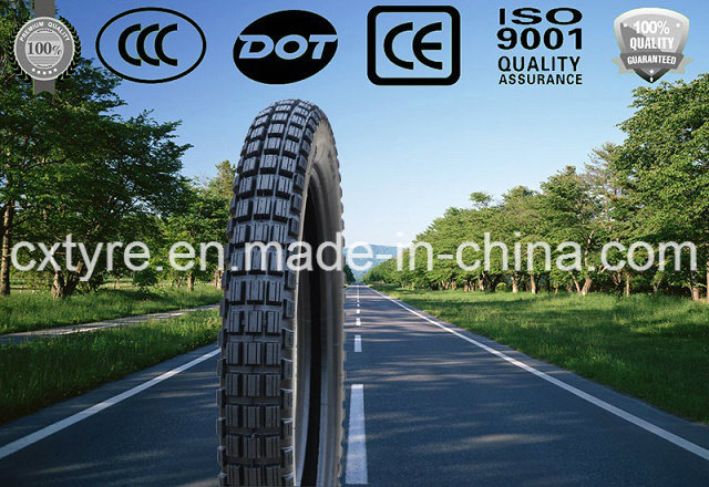 Taiwan Mold Motorcycle Tyre / Motorcycle Tire
