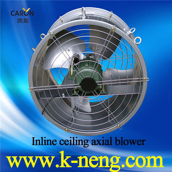 Axial Duct Fans : China duct axial blower fan