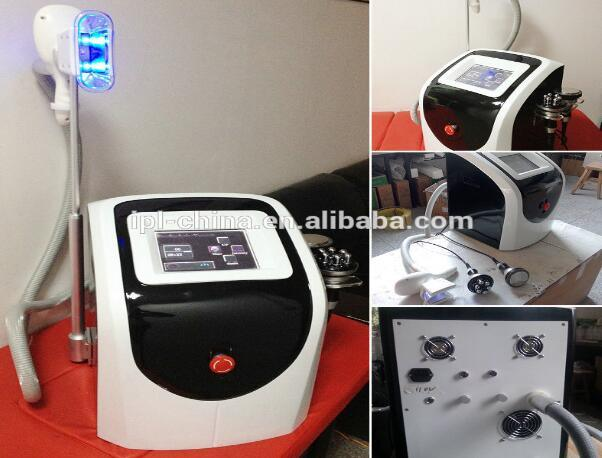 Cryolipolysis Vacuum RF Cavitation Slimming Machine