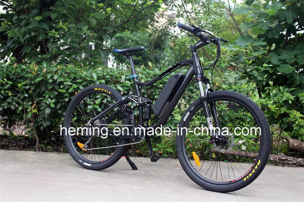 250W Electric MTB Bike with Intelligent LCD Meter