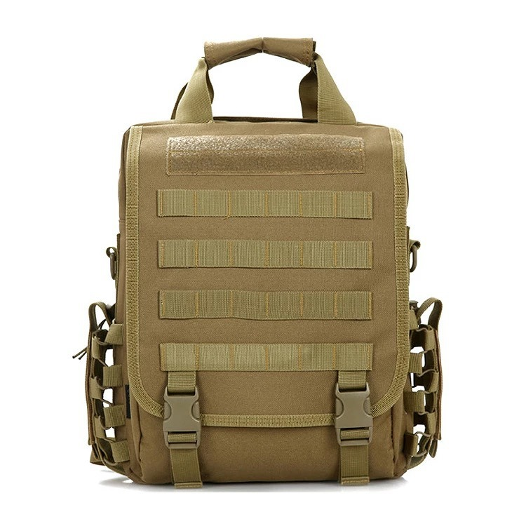 """Military 17"""" Sling Business Laptop Notebook Bag Backpack for Computer"""