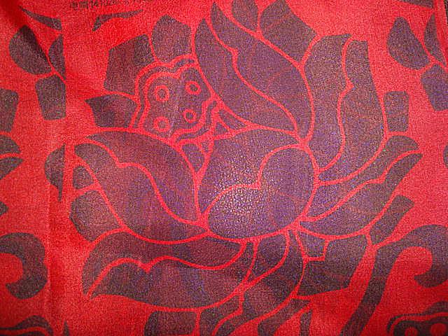 Printing Silk Chiffon Fabric