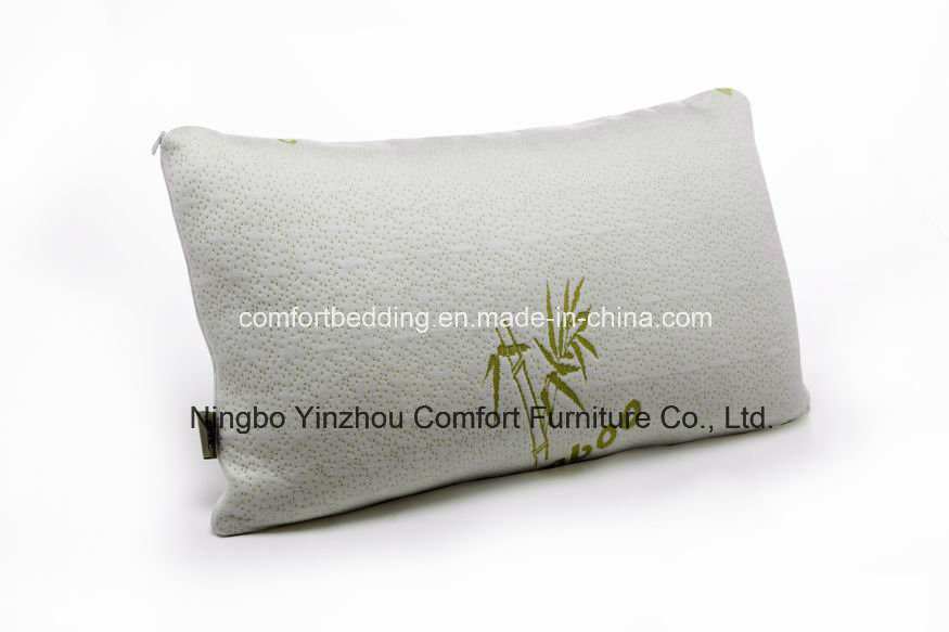2017 Popular Bamboo Shredded Memory Foam Pillow