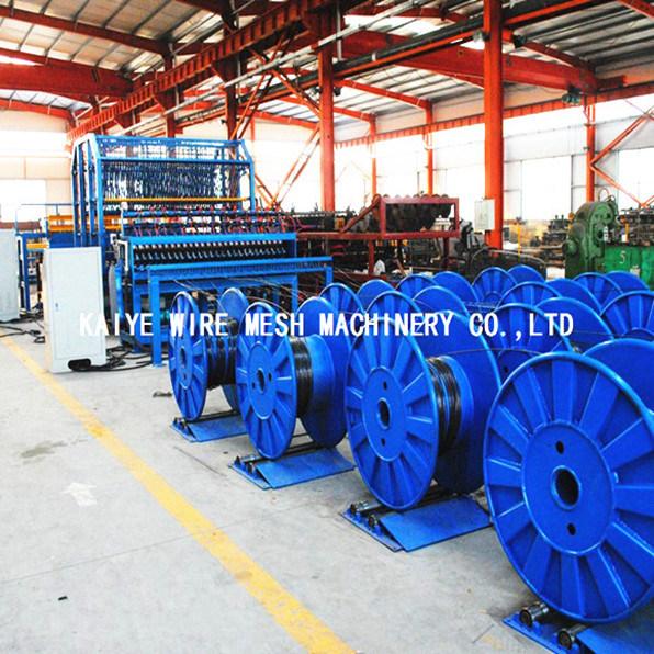 Automatic CNC Wire Mesh Welding Machine (KY-2500-III)