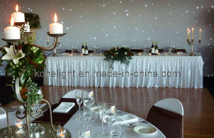 LED Star Curtain Wedding Curtain Ceiling Decoration Light KO406RGBW
