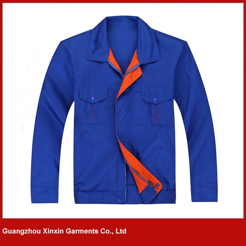 Manufacture High Quality Fashion Protective Garments for Winter (W122)